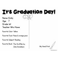 Sample - Graduation Day Memories